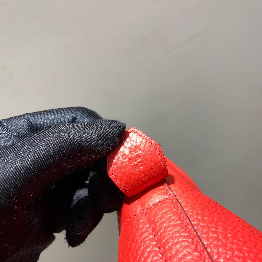 爱马仕Hermes Bolide 31cm Clemence 法国顶级tc皮 Q5 Rouge Casaqbe 中国红 银扣 顶级工艺手缝蜡线