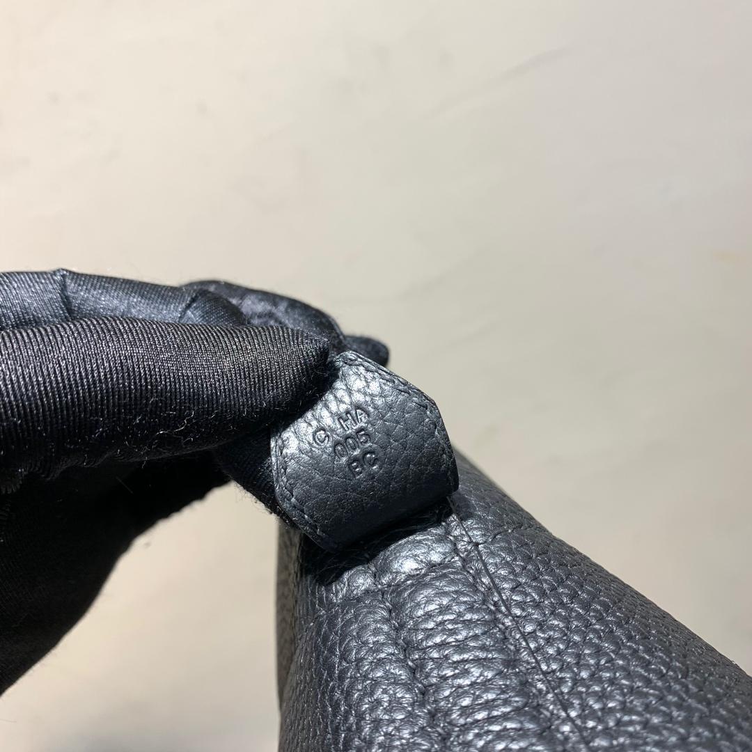爱马仕Hermes Bolide 31cm Clemence 法国顶级tc皮 89 Noir 黑色 金扣 顶级工艺手缝蜡线